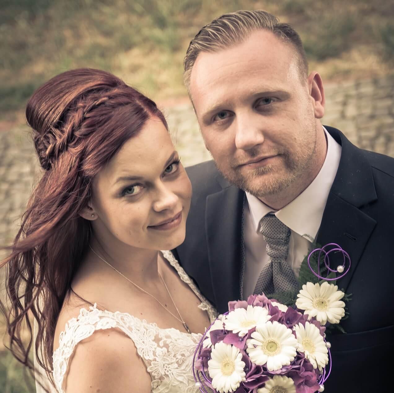 Hochzeitspaar Empfehlung